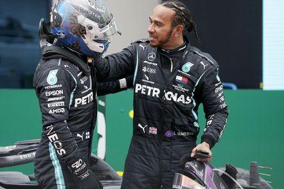 F1-tähti Lewis Hamiltonille myönnetään ritarin arvo