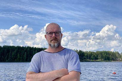 Valot veivät Kansallisoopperaan –Valaistusoperaattori Petri Sarkkila unelmoi saapuvansa Raaheen vielä purjein