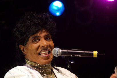 Rock'n'rollin suurmies Little Richard on poissa – kuolinsyy ei ole vielä selvillä
