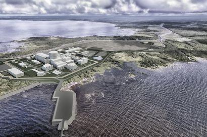Fennovoiman ydinvoimahankkeen kannatus vahvistunut varsinkin Raahessa