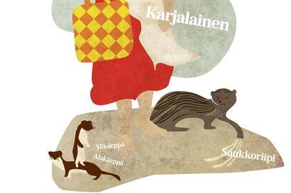 Nimi kertoo mistä tulet: Tutkija näkee Lapin sukunimissä muuttoliikettä, paikannimiä ja suvun esi-isiä