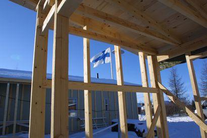 Lumijoen valtuusto myönsi miljoonan euron takauksen rivitalohankkeelle - Rivitaloprojektin urakoitsijaksi valittiin kilpailutuksessa Rakennusliike Aresa Oy