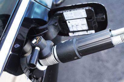 Raahessa kaasua on vielä vain polkimissa – lähimmät kaasutankkausasemat ovat Oulussa ja Ala-Temmeksellä