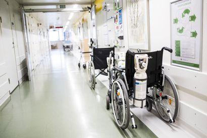 Lapin keskussairaalan henkilökunnasta testattiin yhteensä 90 henkilöä – kaikki tulokset negatiivisia, vierailukielto sairaalaan puretaan