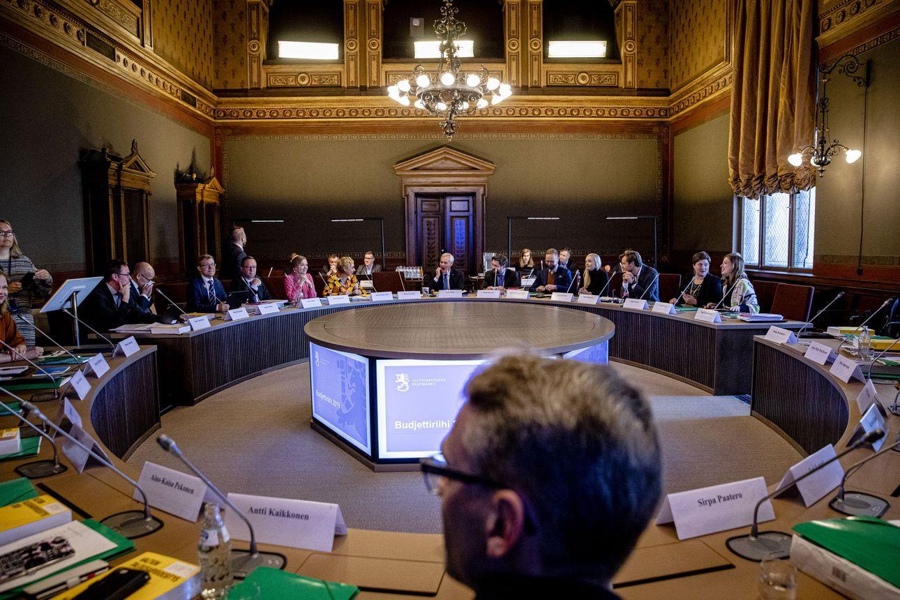 Talouspolitiikan arviointineuvosto: Julkisen talouden sopeutustoimien suunnittelu aloitettava pikaisesti