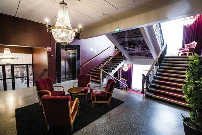 Lyseon tarinassa yhdistyvät vallankumous, maailmansota, pakolaiset ja kansansivistys  –Suomen historia on eletty läpi Grand Hotelissa