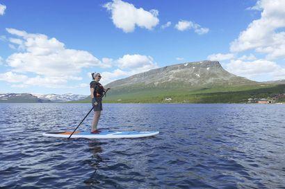 Kilpisjärvi kasvattaa suosiota luontomatkailussa