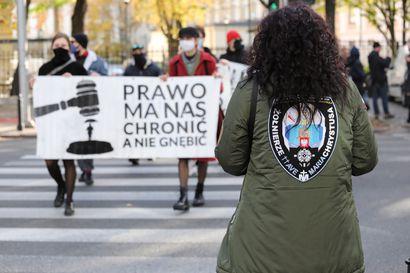 Puolan perustuslakituomioistuin kiristi aborttioikeutta – linjaus tarkoittaa lähes täyskieltoa