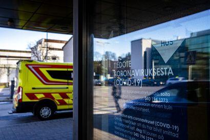 Helsingissä todettu 60 koronatartuntaa saattohoitopotilaita ja vanhuksia hoitavassa sairaalassa – 12 potilasta kuollut