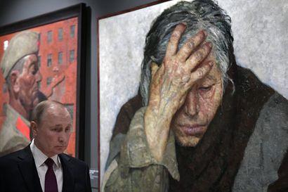 Venäjän Maa Toi Lapsilleen