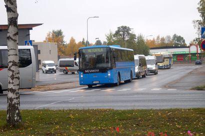 Pudasjärven kuljetuspalveluita kilpailutetaan – 18 reittiä suunnitelmissa