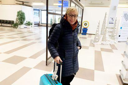 """Valtiosihteeri Maria Kaisa Aula patistaa – """"Lapin yhteinen etu on löydettävä"""""""