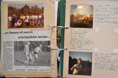 Aatetta jaloa ja öölivoltteja, resiinarallia ja jalkapallo-ottelu, joka päättyi lukemiin 200-116 – Nelikymppinen Jalon Jengi ehti touhuta kaikenlaista