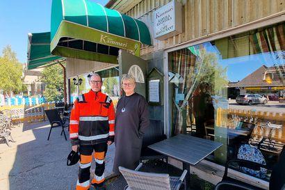 """Päivi sulkee Kammarinsa Sodankylässä ja toivoo paikalle uutta ravintoloitsijaa: """"Olisipa tässä paikka pysähtyä jatkossakin"""""""