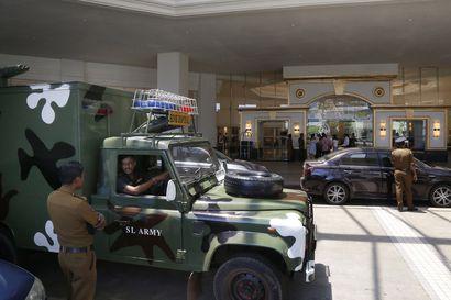 Suurlähettiläs: Sri Lankan iskut vaikuttavat ulkopuolisen ryhmän hyökkäykseltä, jossa kohteena ovat länsimaat