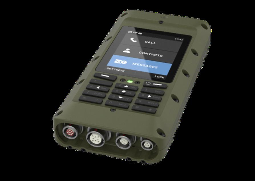 Puolustusvoimat tilaa Bittiumilta uusia kenttäpuhelimia.