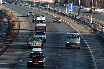 Pitkäperjantain liikenne ollut sujuvaa eikä ruuhkautumisesta ole ollut tietoakaan