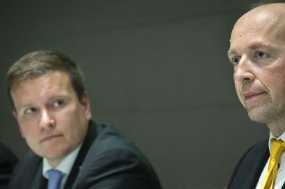 Perussuomalaiset harkitsee välikysymystä, jos Pekka Haavisto (vihr.) jatkaa ulkoministerinä uudessa hallituksessa