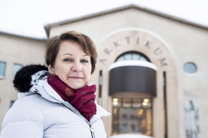Arktisen keskuksen uudelle johtajalle Lappi tuli tutuksi Kittilän Särestössä