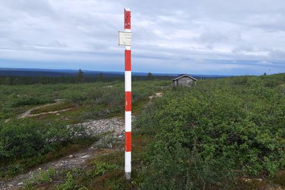 Urho Kekkosen kansallispuistossa kunnostetaan helikoptereiden laskeutumispaikkoja – laajassa puistossa raivattavia laskeutumispaikkoja on lähes 50