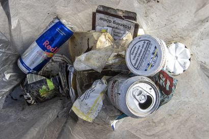 Oulun Infra -liikelaitos tarjoaa kaupunkilaisille jätesäkkejä ja lainaa roskapihtejä siivoustalkoisiin
