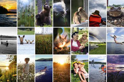 Nyt ratkaistaan Kesäfoto 2020 -voittaja! – Äänestys on käynnissä, ehdolla 21 kuvaa