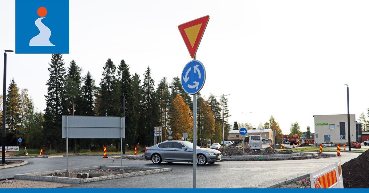 Liikenneympyrä Säännöt