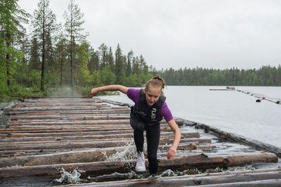 """Katso videolta, kun hurjapää Annika, 16 juoksee tukilla– """"Aina pitää tehdä kaikki vastoin oletuksia"""""""
