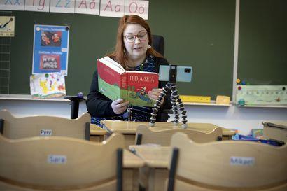 Lukijalta: Opettajat tarvitsevat tukea etäopetukseen