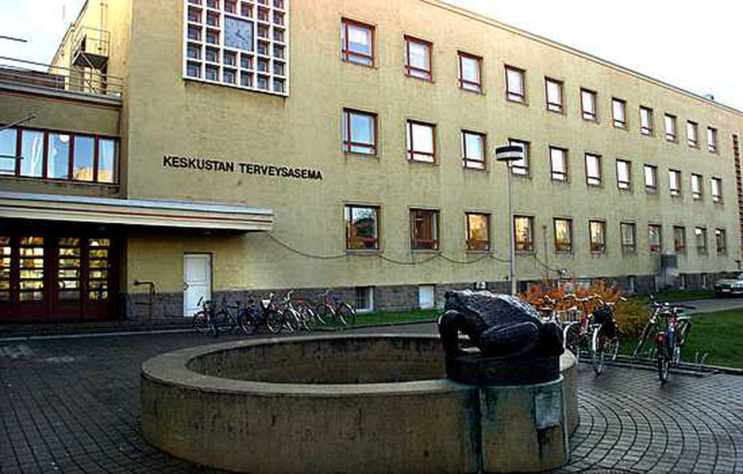 Oulu Terveysasemat