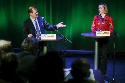 Kenestä Rovaniemen kaupunginjohtaja? -Katso suora lähetys tästä kello 16.00 alkaen