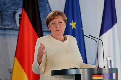 """Marin välitti Merkelille Suomen kannan EU:n kokoukseen: """"Suomi ja Saksa ymmärtävät nyt entistä paremmin toistensa näkemyksiä"""""""