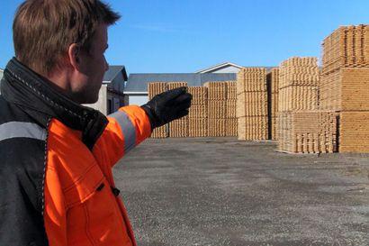 Vilkastunut sahatavarakauppa poikii uuden sahan Ouluun – Junnikkalan 70 miljoonan investointi on yhtiön historian suurin