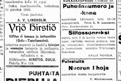 Vanha Kaleva: Uudet ylioppilaat juhlivat Oulussa Linnasaarella