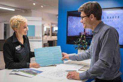 """Levi-Rakennus tekee talot ja Värisilmä sisustaa ne: """"Yhteistyö toimii, koska molemmat osapuolet panostavat tuotteiden ja palvelun laatuun"""""""