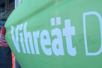 Vihreät jatkaa kapealla profiililla matkaa kohti politiikan vasenta laitaa