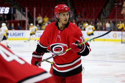 Sebastian Ahon hurja maalivire jatkuu NHL:ssä