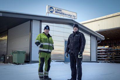 Lapin Metallikierrätys täyttää 20 vuotta – toiminta laajenee kahden tytäryhtiön ja uuden verkkokaupan voimin
