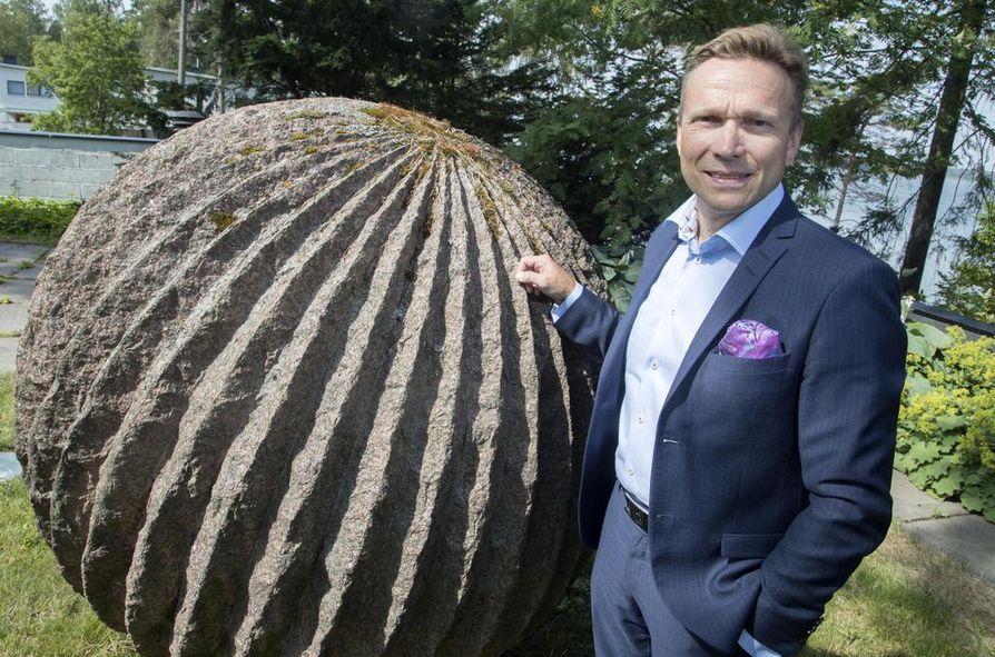 Vielä pari vuotta sitten Timo Ritakallio oli valmis työskentelemään olympialaisten saamiseksi Suomeen. Nyt mieli on muuttunut.