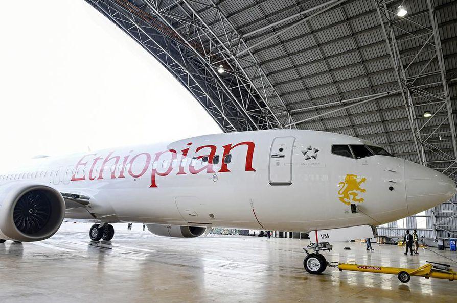 157 ihmistä kuoli lento-onnettomuudessa Etiopiassa sunnuntaina.