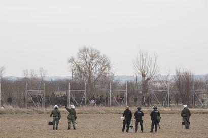 """Suomi saattaa lähettää rajavartijoita Kreikan maarajalle, määrä selviää loppuviikon aikana – """"Henkilöstö ei tingi ihmis- ja perusoikeuksista"""""""