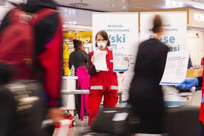 Lentoasemille tulee uudet tiukemmat keinot kotiinpalaajien saattamiseksi karanteeniin – kukaan saapunut ei enää pääse livahtamaan huomaamatta ulos lentoasemalta
