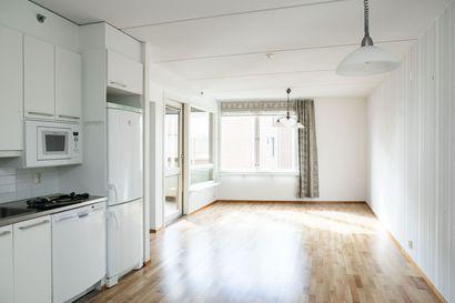 Asuntokaupan vahva vire jatkui – Kauppoja tehtiin tammi-syyskuussa 12 miljardilla eurolla