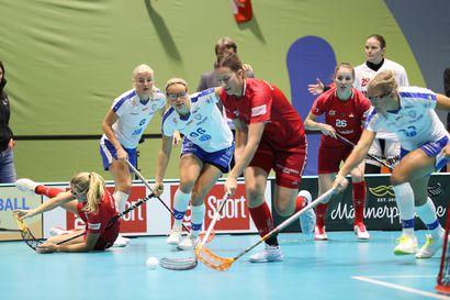 Suomen kiri ei kantanut – Sveitsi otti tärkeän voiton MM-areenalla