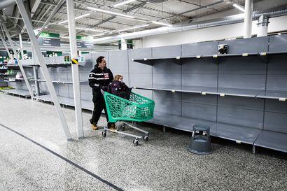 Lukijalta: Tuhoaako Suomi kansantaloutensa koronavirushysteriassa?