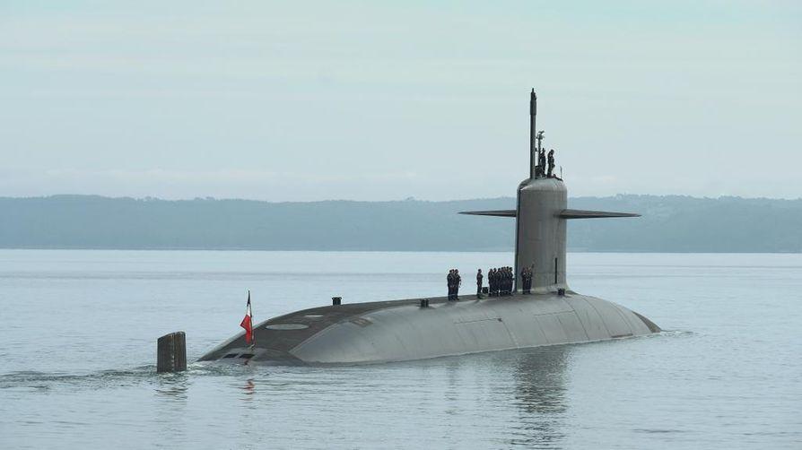 Le Chant du Loup -elokuvassa puolet kohtauksista on kuvattu Ranskan laivaston sukellusveneissä. Suomen aluevesillä kuvauksia ei kuitenkaan tehty.