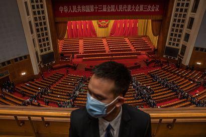 Kiinan kansankongressissa yksi kansanedustaja uskalsi äänestää Hongkongin turvallisuuslakia vastaan – kuka hän oli?