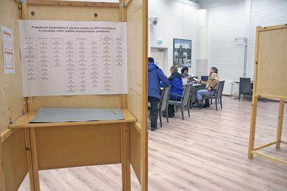 Äänestyspaikat säilyvät ennallaan Pudasjärvellä – presidentinvaalien ensimmäinen kierros tammikuussa