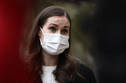 """""""Kannan isoa huolta tautitilanteesta"""", sanoo pääministeri Marin – Iltakoulussa puhutaan uusista koronatoimista"""