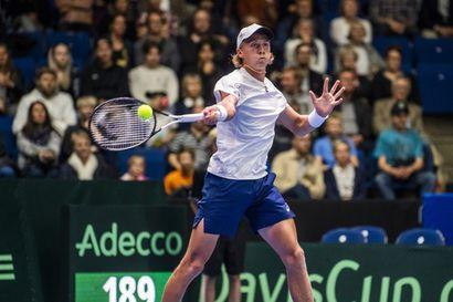 """Emil Ruusuvuori kohtaa Aljaz Bedenen US Openin avauskierroksella - """"Hyvältä on tuntunut ja sitä koitetaan jatkaa"""""""